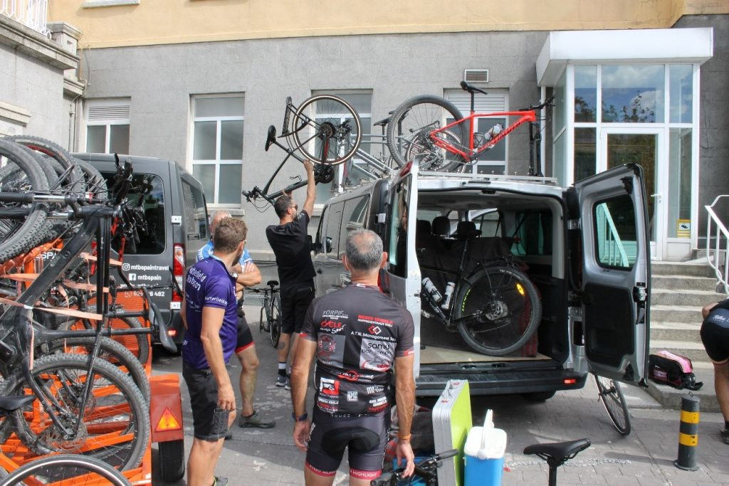 rutas guiadas en bicicleta Madrid