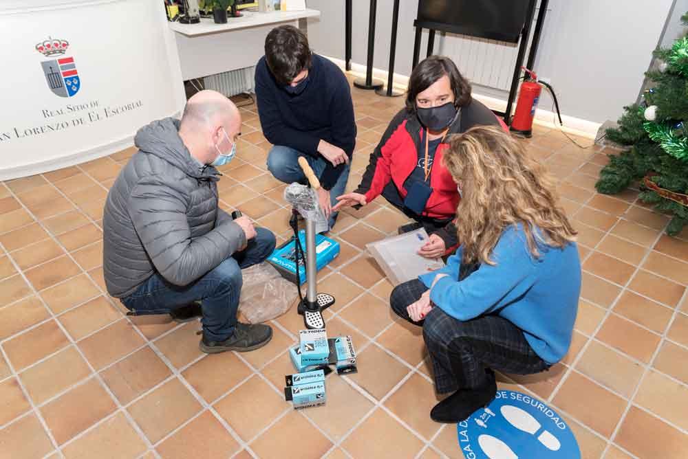 kits de reparación bicicletas
